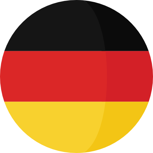 German laguage flag